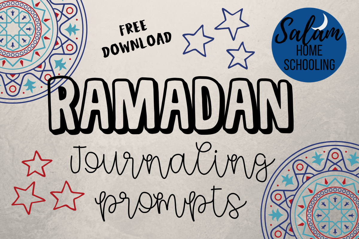 Ramadan activities for children kids activity free islamic printable