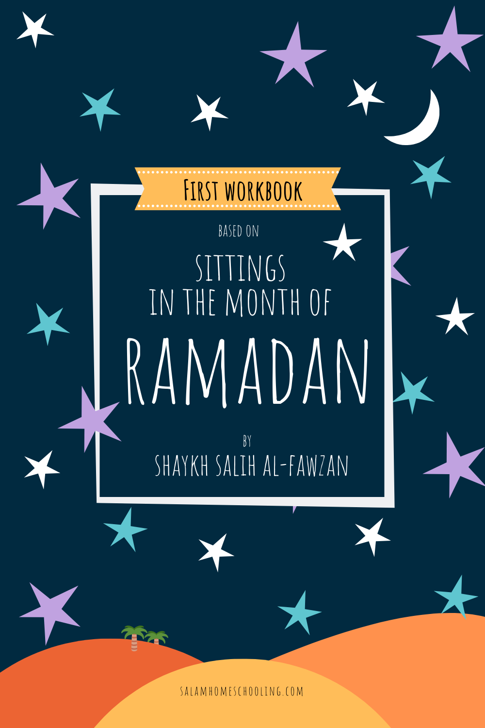 Free printable Ramadan activity for children